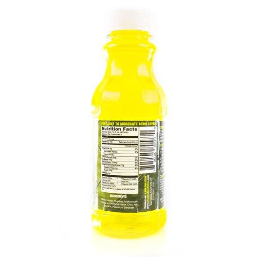 Rapid Clear Lemon Lime Detox Drink