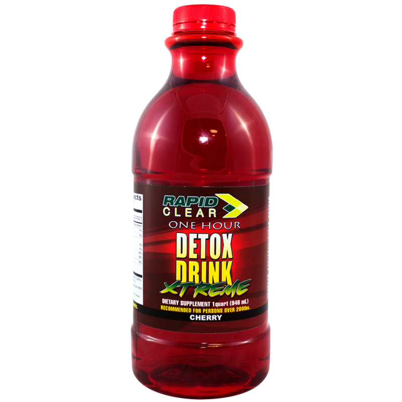 Rapid clear xxl detox drink for Cocktail detox