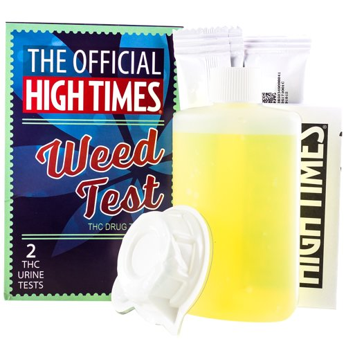 High Times Weed Test with Synthetic Urine
