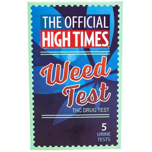 High Times Weed Test 5 pack