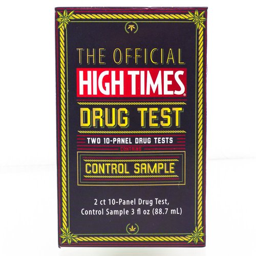 High Times 10 Panel Home Test With Control
