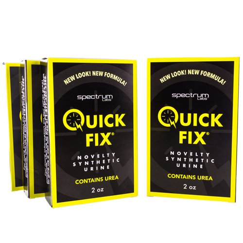 Quick Fix Synthetic Urine Value Pack