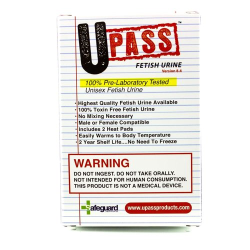 Buy One Get One Free Upass Synthetic Urine