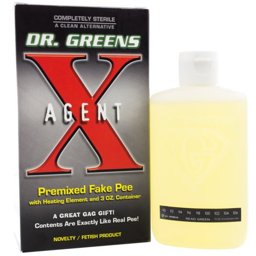Agent X Synthetic Urine