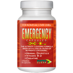 Emergency Detox Capsules XL
