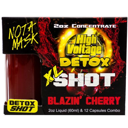 High Voltage XL Detox Shot