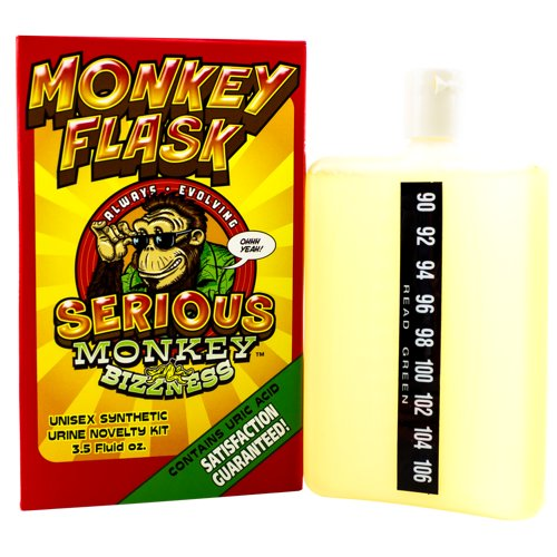 Monkey Flask Synthetic Urine