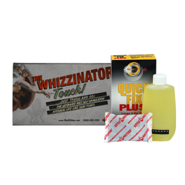 Quick Fix Plus and Whizzinator Value Pack