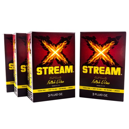 XStream Synthetic Fetish Urine Value Pack